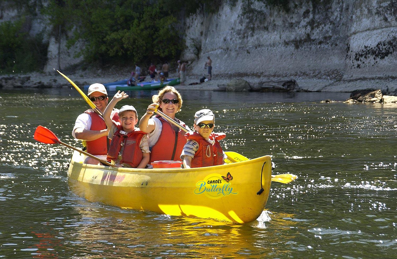 canoe-en-famille-sur-la-dordogne