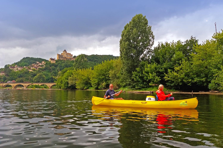 canoe-castelnaud